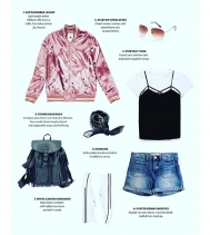 How to style your Ultimate Bomber Jacket! Check out more styles @ardene @northgateyqr