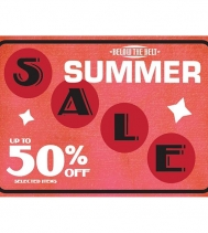 #Summer Sale on until July 22!