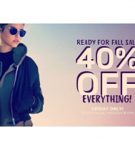 #save 40% Off EVERYTHING @bluenotesjeans TODAY ONLY!