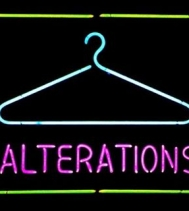 Need #alterations?? 👖👗👚 Visit Fine Stitch by the Food Court!