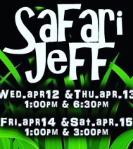 Back by Popular Demand 🐍Safari Jeff is in Centre Court @northgateyqr with two slithery shows per day! Come by and bring the whole family,there is something for everyone! @safarijefftv #reptilesrock #yqr #family #snakes #lizards #turtles 🐢🌿🐍�
