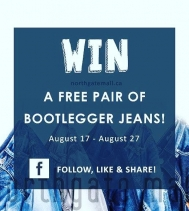 In addition to our @northgateyqr Smartie Pants Contest 👖🎉 we're also giving away a FREE pair of Jeans from @northgate_bootiecrew to one lucky winner!  All you need to do is 👍🏽Like Northgate Mall on Facebook, Like & Share our Post! The winner w
