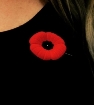 #wearyourpoppywithpride 🇨🇦 Donate at Customer Service to honor our Veterans and receive your poppy #ourduty