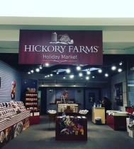 Another Pop-Up Store for the Holidays! 🎄 @hickoryfarms Now Open in Northgate Mall! #yqr #onlystoreinregina #holidayshopping #greatgiftideas