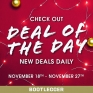 Check out New Deals Daily @bootleggerjeans @northgate_bootiecrew • Ends Nov.27