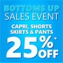 Bottoms Up Sales Event On Now at Suzanne's!!! 🛍#yqr #sale #summertime☀️ #shop