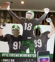 Need a Father's Day Gift Idea?!?! We can help, we have a pair of Rider tickets to GIVEAWAY! 💚🏈🎟 Visit our photo display at Customer Service... It's really that easy! just Smile.Snap.Upload 📸 #PictureMeWinningYQR @northgateyqr #fathersday #ride