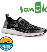 Buy any #sanuk #chibaquest receive a $10 #giftcard!! While at Flip Flop Shops in Nortgate Mall, try any Sanuk, Enter to WIN Summer with Sanuk Contest. #backyard #fun #games