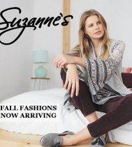 Fall in Love with New Season Must Have! 🍁 Visit Suzanne's in Northgate Mall & Update your wardrobe for the New Season! #fallfashion #yqr #Suzannes