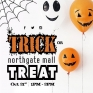 Calling monsters, princesses, and all scary and magical creatures in between 👸🧛‍♀️🧚‍♂️🧙‍♂️🧟‍♀️ to the Northgate Mall. Trick or Treat the mall between 1PM - 3PM. 🎃👻 Stores participating will have balloons 🎈�