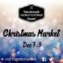 Christmas Market December 7-9 #handmadesaskatchewan #localyqr #supportlocal # handmade #saskcrafts #yqr #regina #christmasshopping