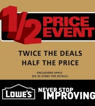 Twice the deals. Half the price. What are you waiting for? Save BIG Today through January 9th.