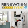 Lowe's Renovation Event is the ruler of all sales. Sale on everything you need for next Reno project! Offers valid through January 23 - see in-store for details.