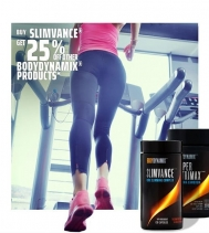 Diet Season is Upon us! 🏋️‍♂️🏋️‍♀️ BUY Slimvance get 25% Off other Bodydynamix products. Stop into GNC Northgate Today.