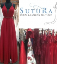 Appreciation Month has begun and is in full swing at SutuRa Bridal & Fashion Boutique. For the month of February All RED evening gowns from 20-40% OFF & 2018 Gowns on sale for as low as $69.99! Check out SutuRa Bridal today!!