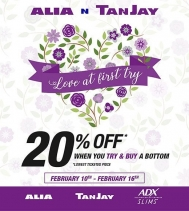The bottom line is that Alia N TanJay has the perfect pant for you! 👖Save 20% Off when you TRY & BUY a bottom.