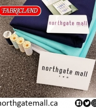 WE'RE PAYING IT FORWARD THIS MARCH!! ➡️ Today we Payed It Forward to our first Shopper at Fabricland!! 😀🙌 They were excited and surprised to have their purchase GIFTED to them by @northgateyqr!! 🛍🎁 #PayingItForward #giveaways