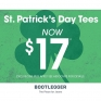☘ Happy St. Patrick's Day! ☘ 💚On Now $17 Tees until March 17th. Exclusions may apply. See sale associate for details.