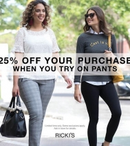 @rickisfashion . . #loverickis 💜 #celebrateyourshape 🎉 Ends Sept.25 @northgateyqr