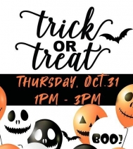👻Trick or Treat 🍭Smell our Feet..🦶🏼 #yqr #familyevent #halloween #trickortreat