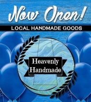 It's Heavenly😇 and Now Open!  Shop Local Handmade Goods! @heavenlyhandmadeca @northgateyqr