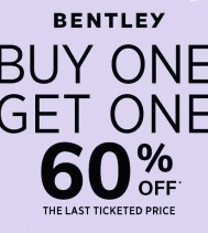 BOGO 60% OFF! @bentleyleathers