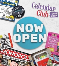Looking for great gift ideas? 💭  @calendarclubca Open Now!