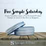 More reasons to love Saturday's! 😍😍 Free Samples in-store every Saturday! Shop @springernoake