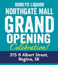 Join Sobeys Liquor for their  Grand Opening Today! 🥳