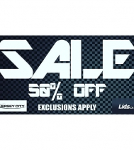 50% OFF! Sale starts tomorrow until Jul.29! *exclusions apply* See @northgateyqr Jersey City for all details!