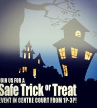 #trickortreat in Northgate Mall on #halloween day in Centre Court from 1p-3p! #boo #yqr #familytime #kids #candy #treatbag #dressup #costume