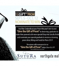 Nominate a deserving graduate and she has the chance to win the
