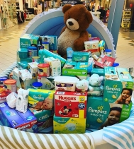 Wow! What an amazing response to our Bundle of Joy! Let's keep giving #yqr! We need lots of baby wipes, diapers and formula for all the tiny new babies in need! 🐥🍼