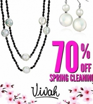 CLEARANCE SALE – In stores NOW – 70% OFF select clearance items – GREAT FINDS – selections vary per store.