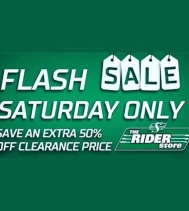 TOMORROW ONLY!!! #flashsale