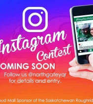We💚Contest Giveaways! Follow us @northgateyqr for details coming very soon! 📢#SnapYourRiderSide @northgateyqr #WearYourGreen
