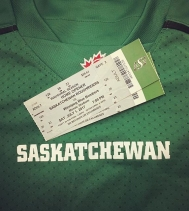 Yay! Congrats to @tianalafontaine!!! She has won a pair of season tickets to the Riders!!! Thanks for showing us Your Rider Side!!! 🏈💚😬🇨🇦