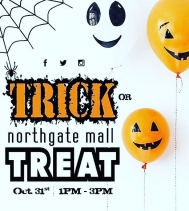 It's all just a bunch of Hocus Pocus... 🕸 Trick Or Treat the Mall on Halloween Day 🎃from 1PM -3PM! Stores participating will have balloons in their store front! 🎈🎈