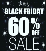 Kick Off Black Friday Sale @vivahjewellery • 60% Off Storewide ~Some Exclusions Apply~