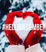 ...and that much closer to Christmas! #santa #shopping #gifts #snow #hotchocolate ⛄️❄️🎄#hellodecember