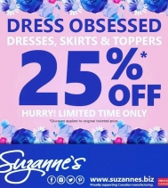 👗#obsessed  Ends May.5 | Discount applies to original ticketed price