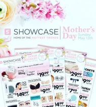 Great gifts for great mom's @shopatshowcase SAVE up to 76% on trending items like Hidden Gems, Finishing Touch Flawless, Dr. Hos, Weighted Blankets & more! Shop in-store or online: http://bit.ly/2FCT2tx #mothersday #shopatshowcase
