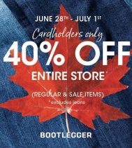 🍁40% OFF ENTIRE STORE!🍁 Cardholder Saving!  @northgate_bootiecrew #sales
