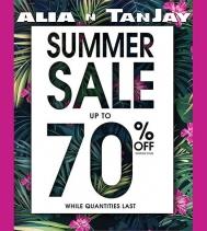 On now until July 2nd save up to 70% OFF! 🎉☀️SUMMER SALE! @northgateyqr #sales #summer