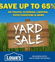 Browse Lowes wide selection of Yard Sale items. Offer valid through to August 22nd, 2018. #yardsale #yqr @lowes_canada