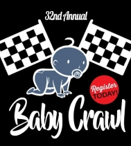 Do you have the fastest baby in Regina?!?!... REGISTER NOW FOR THE 32nd Annual Baby Crawl👶 at Customer Service!!! For Information visit northgatemall.ca #babycrawl #yqr #babies