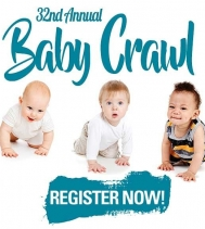 The Most Adorable Event Ever! 👶  Be sure to REGISTER your CUTIE at Customer Service this WEEKEND! Remember space is limited. Northgate Mall's 32nd Annual Baby Crawl is Saturday, September 22nd, 2018!! For more information visit northgatemall.ca #babycr