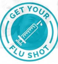 Get your flu shot at the Northgate Mall Flu Clinic tomorrow. Fri. November 2nd, 9AM - 7:30PM