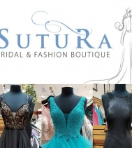 SutuRa Bridal & Fashion Boutique offers a one of kind formal wear selection and services to find you the right fit for your event!! 👗  #suturafashion #graduationdress  #bridesmaids #weddings #everyoccasion #yqr