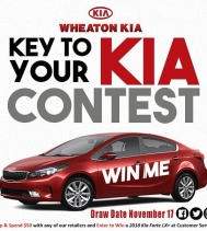 🛍 Shop N' Spend $50 🛍  with any of Retailers at Northgate Mall and Enter to WIN a 2018 Kia Forte XL+ 🚘 Visit Customer Service for all the details. @wheatonkia #Win #shopandspend50 #yqr #kiaforte